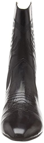 Aldo Damen Asalidia Cowboy Stiefel Schwarz (black Leather / 97)