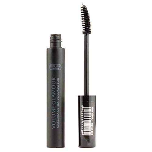 MANSLY Makeup Voluminous Building Mascara Schwarz Originalvolumen 0,25 oz - Building Mascara