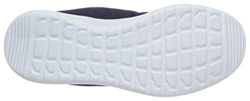 KangaROOS Damen Bumpy Sneakers Blau (dk Navy)