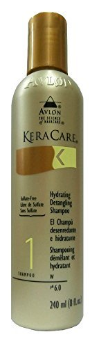 Keracare Hydrating Detangling Shampoo Sulfate-Free 240ml - Hydrating Detangling Shampoo