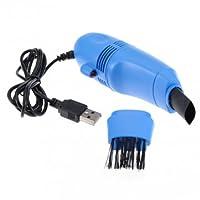 Tanzimarket skutm0296704-Vacuum Cleaner for PC, Blue