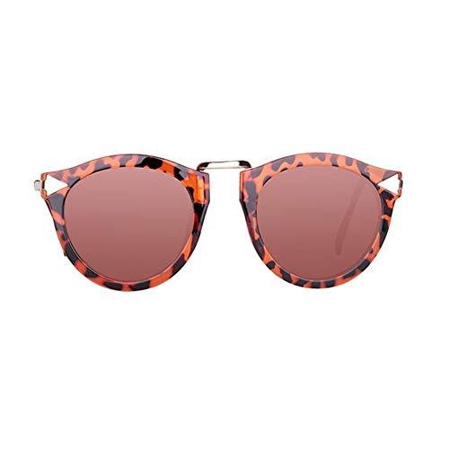 RMXMY Polarisierte Sonnenbrille Frauen-Gezeiten-Sonnenbrille Frauen-Rundgesichts-Sonnenbrille Frauen-Langgesichts-Persönlichkeit Myopie