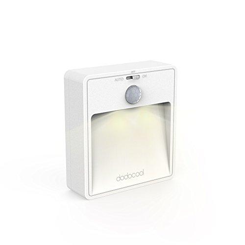 dodocool-veilleuse-2-led-lampe-murale-avec-detecteur-de-mouvement-et-lumiere-automatique-jaune-alime