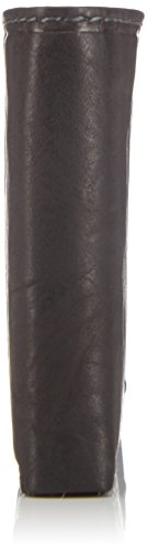 Tom Tailor Acc LARY 14200 Herren Geldbörsen 11x8x1 cm (B x H x T) Schwarz (schwarz 60)