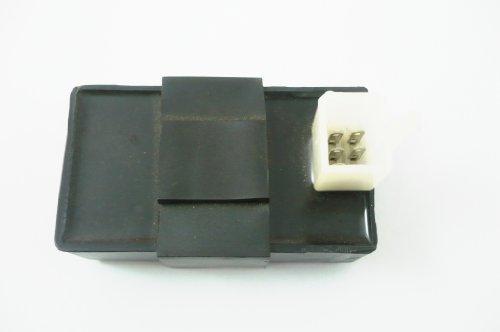 Preisvergleich Produktbild HMParts Roller / Scooter / Chinaroller 50 ccm 4-Takt CDI 6-polig