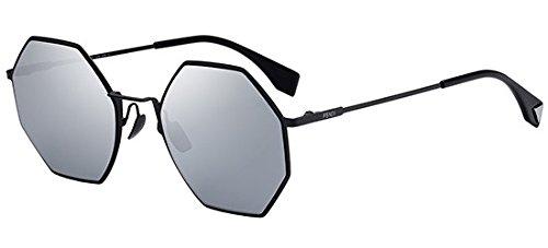 Sonnenbrillen Fendi EYELINE FF 0292/S BLACK/GREY Damenbrillen