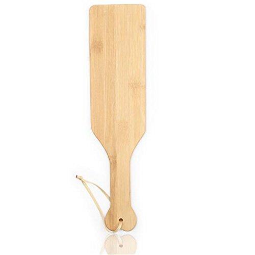Holz Spanking Paddle Flogger Flirting Fetisch Bambus Slap Whip Bondage Bdsm Erotisches Sex-Spielzeug Adult Spiel für Paare