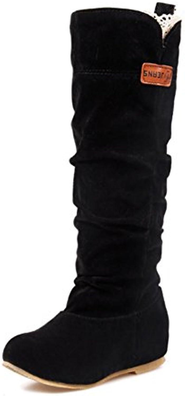 Donna Scarponi da da da neve il nuovo, in stivali Suola in gomma slittata indossare impermeabile, Assorbimento degli... | Pratico Ed Economico  e000d4