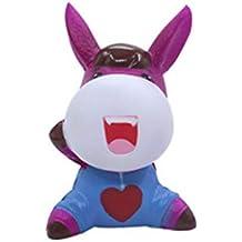 Tianya Juguetes antiestrés Alivio del estrés simulado burro juguete para niños con crecimiento lento perfumado