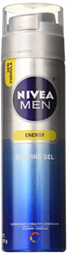Nivea For NiveaNivea For Men Q10 Double Action Shaving Gel