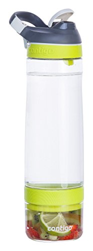 Contigo Cortland Infuser Botella de Hidratación con Infusor, Unisex...