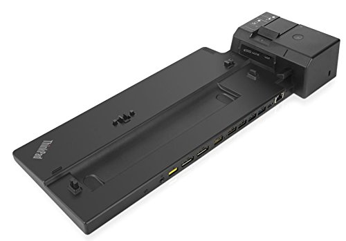 Lenovo 40AH0135IT replicatore di porte e docking station per notebook Nero