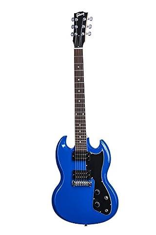 Gibson USA 2017 SG Fusion Electric Guitar - Artic Ice