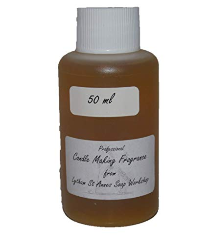 Lytham St Annes Soap Workshop Proffesional Candle Making Scent/fragrance - 50ml (Peppemint & Eucalyptus)