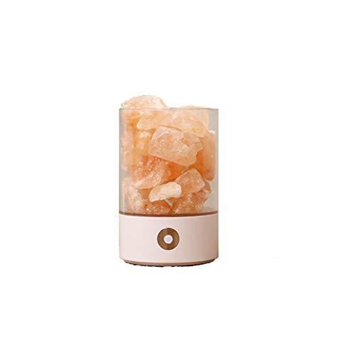 Lucky Star Kreativpersönlichkeitveränderbarbunte Lichter USB Kristallsalz Nachttischlampe Modern Einfach Geschenk Negatives Ion Nachtlicht Schlafzimmer Romantisch LED Atmosphäre Licht,White - Hdmi-kabel Belkins