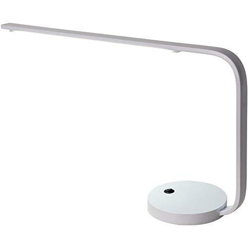 WG Tischlampe - Tischlampe Led Metall Lampe Körper Student Leselichter mit Switch Study Office Beleuchtung - Moderne Bögen Sammlung