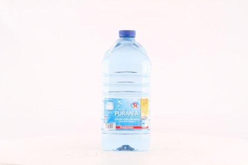 Liter Quellwasser (Aqua Purania Quellwasser 5,0l ohne Kohlensäure)