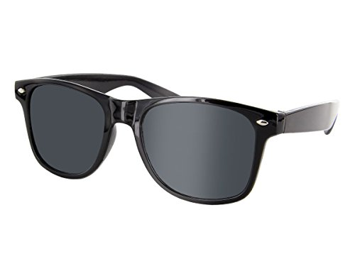 Alsino Sonnenbrille Blues Brothers schwarz V-816D inklusive (Brille Blues)