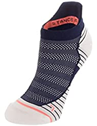 Stance Motion Tab Womens Run Socks chaussettes Blue