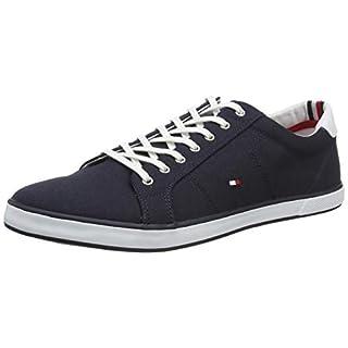 Tommy Hilfiger Herren H2285ARLOW 1D Sneaker, Blau (Midnight 403), 45 EU