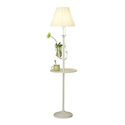 Lámparas de pie Salón Sofá Lámpara Mesa De Centro Dormitorio ...