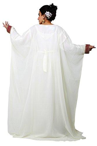 BEDI'S -  Vestito  - linea ad a - Maniche lunghe  - Donna Hot Pink