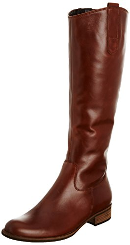 Gabor Shoes 31.639 Damen Langschaft Stiefel, Braun (sattel 32), 40 EU (6.5 UK) EU