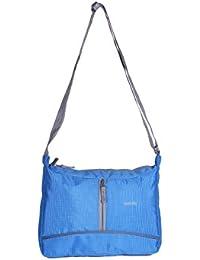 Bendly Unisex Sling Bag (Blue)