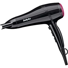 super shine - 31AQTaG3kPL - BaByliss Super Shine 2200W Hair Dryer With Removable filter for easy cleaning.