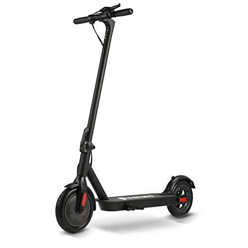 Phaewo Elektroroller X10, Faltbarer 8,5-Zoll-Roller für Erwachsene, der e Scooter mit Vollreifen, ABS-Scheibenbremse, 2 Geschwindigkeiten, maximale Geschwindigkeit 25 km/h und Ausdauer 25 km