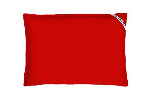 Jumbo Bag 30070-50 Pouf Flottant Polyester Rouge 170 x 130 x 30 cm