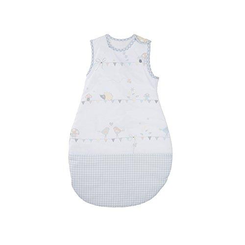 Baby Schlafsack 90 cm 100/% atmungsaktive Baumwolle wattiert kuschelig von Roba