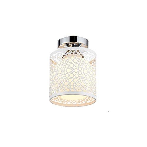 MEILING Lumières de Chambre à Coucher Chaleur Art Romantique Plafonnier Conduit Étude Moderne Simple Salon créatif (Taille : 1)