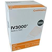 OPSITE IV 3000 6x7 cm transp.Kanülenfixier. 100 St Verband preisvergleich bei billige-tabletten.eu