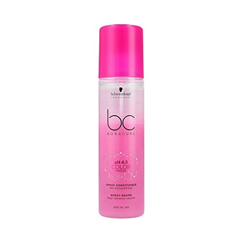 Schwarzkopf Bonacure Color Freeze Spray Conditioner 200 ml - Bc Conditioner Spray