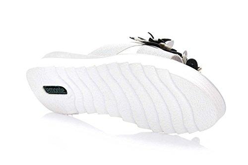 Remonte D1161, Zapatillas Mujer Plata (silber / Silber)