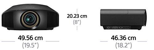 Sony VPL-VW500ES Projektor - 8