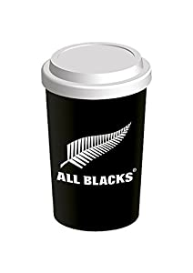 Rugby World Cup 2015 New Zealand Ceramic Travel Mug - Multicolour by Pyramid International