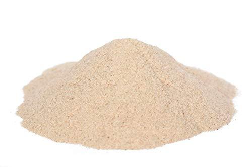 Bucce de Psillio BIO 1 kg biologico, Psyllium, in polvere, farina, alta qualità 99%+ di purezza, crudo 1000g