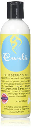 CURLS Blueberry Bliss Reparative Leave-in Conditioner - 8.0 oz by Curls