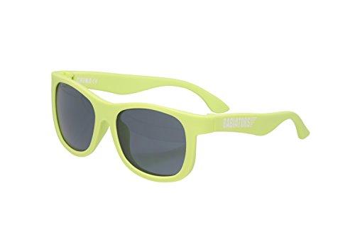 BABIATORS Kinder Sonnenbrille Navigator sublime lime Gr. 3-5 Jahre