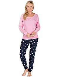 Best Deals Direct Ladies Jogging Style Pyjama Set Loungewear