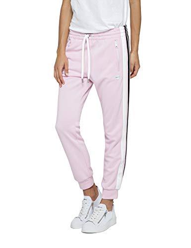 REPLAY W8793 .000.22610, Pantaloni Donna, Rosa (Co...