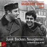Image de Jurek Beckers Neuigkeiten, 2 Audio-CDs