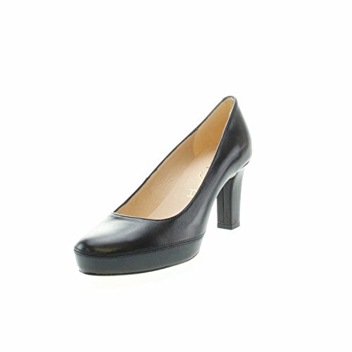 Unisa Women's Numar_16 Closed-Toe Pumps Black Size: 8.5 UK