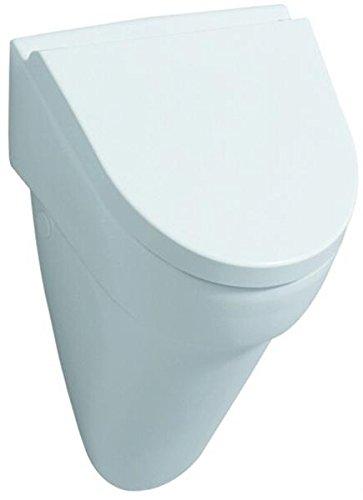 Urinal FLOW weiß Keratect für Deckel-