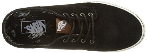 Vans U BRIGATA Unisex-Erwachsene Sneakers Schwarz (desert Tribe/s)