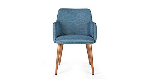 Urban Ladder Murray Lounge Chair (Colour : Teal)