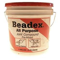 Beadex 1 Gallon pre-mixed all Purpose joint...