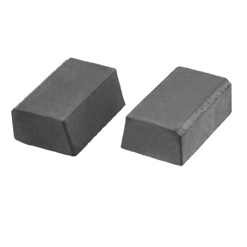 2 Pcs Welding Blade Tungsten Cemented Carbide Inserts for Turning-lathe Test